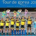 Tour de Korea stage 5 TTT Victory