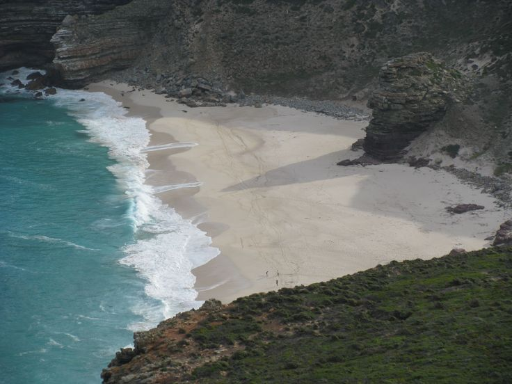 A beach at in the Cape Point reserve. #CapePoint #EpicEnabled