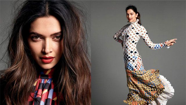 On Her 31st Birthday, Check Out Deepika Padukone's Stunning Photoshoot For 'Instyle Magazine'