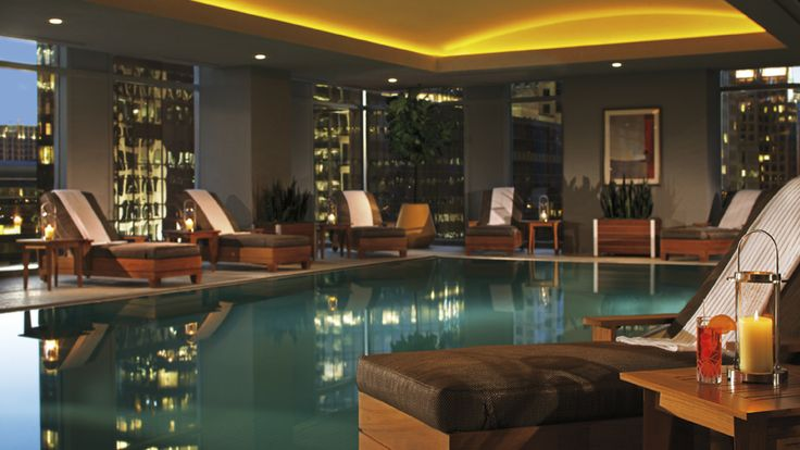 The Ritz-Carlton Charlotte's spa and wellness center has been named a Top 10 green hotel spa in the US by Organic Spa magazine.