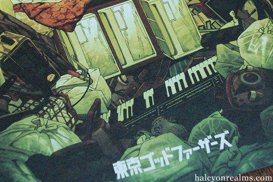 The Art of Tokyo Godfathers - Satoshi Kon