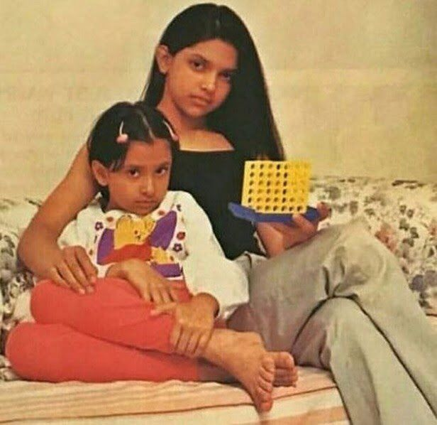On Deepika Padukone S 33rd Birthday Here Are Her Unseen Childhood Pictures Hungryboo Deepika Padukone Style Dipika Padukone Deepika Padukone