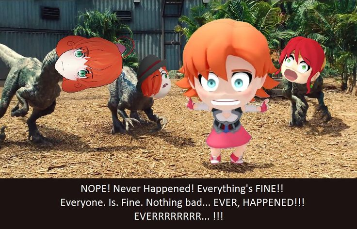 Volume 3 Nora Raptor-Meme