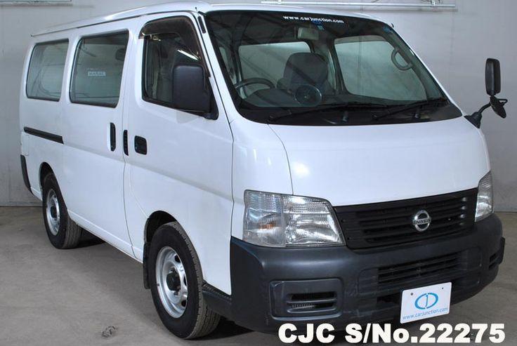 2005 Nissan Caravan S.No.22275, Chassis VWE25, Grade 3