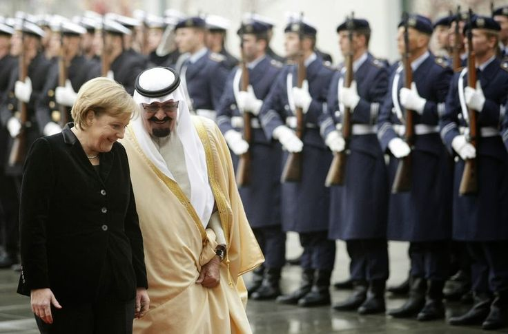 My Pakistan - King Abdullah Saudi Arabia