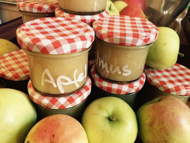"""Oma Annemie´s original """"Appelmuus"""" - Apfelmus von Olla di Bolla auf www.rezeptwelt.de, der Thermomix ® Community"""