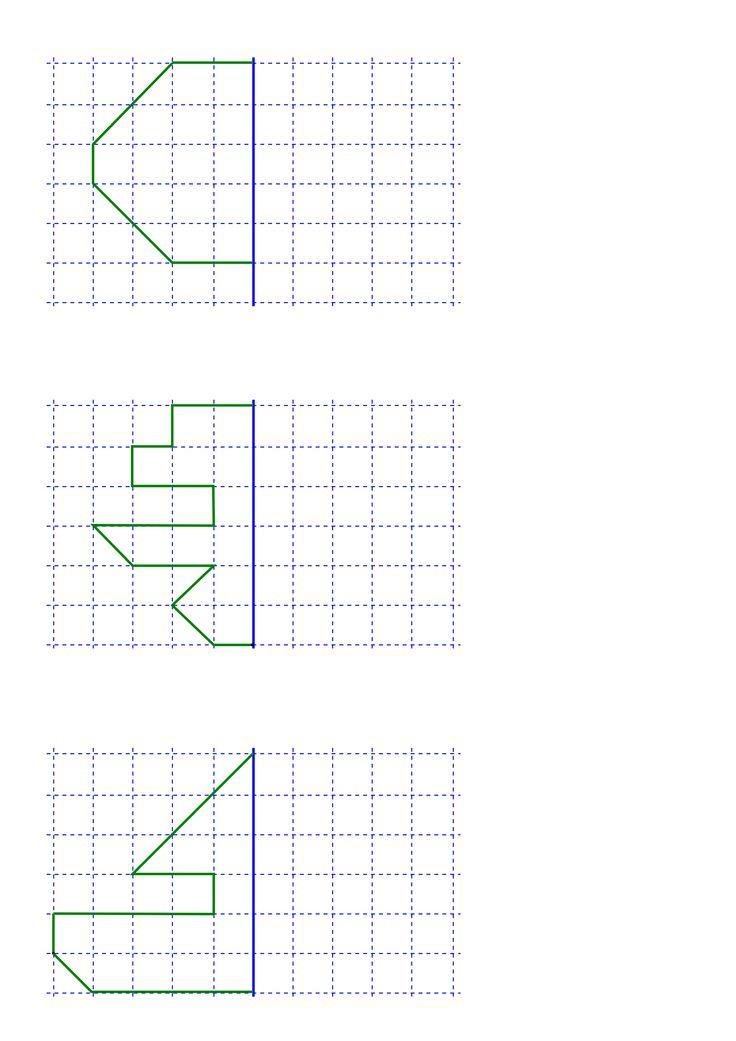 7 best Spiegelbilder images on Pinterest | Mirror image, Math and ...