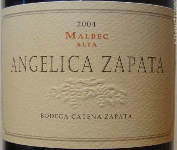 Catena Zapata 'Angelica Zapata Malbec Alta', Mendoza, Argentina