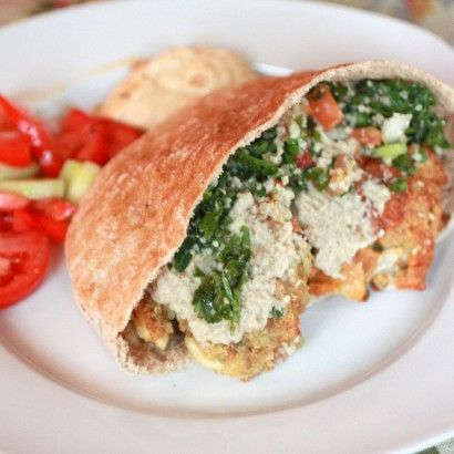 Chickpea and Quinoa Mediterranean Patties | Tasty Kitchen: A Happy Recipe Community!