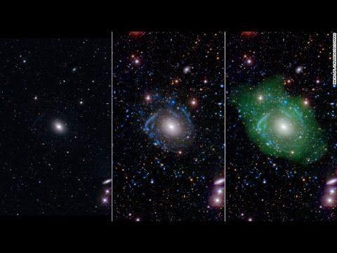Frankenstein Galaxy Discovered