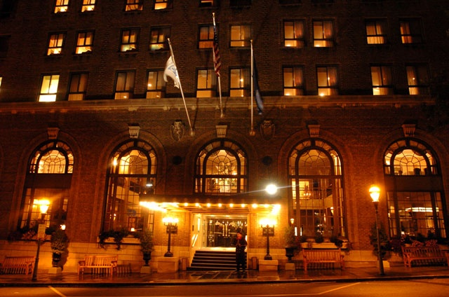 The Historic Hotel Bethlehem is conveniently located in