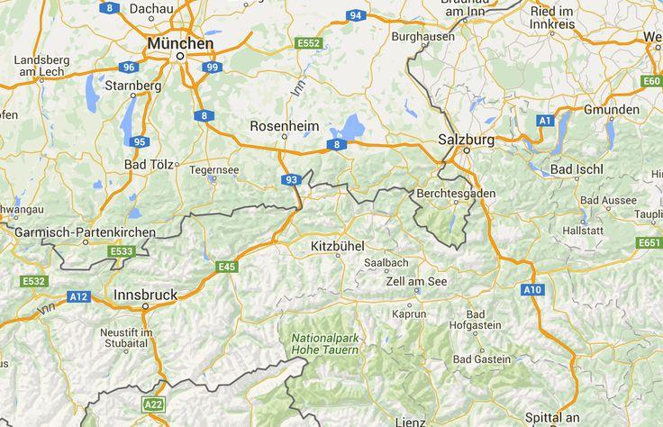 Kaart Stadlerhof**** - Kramsach