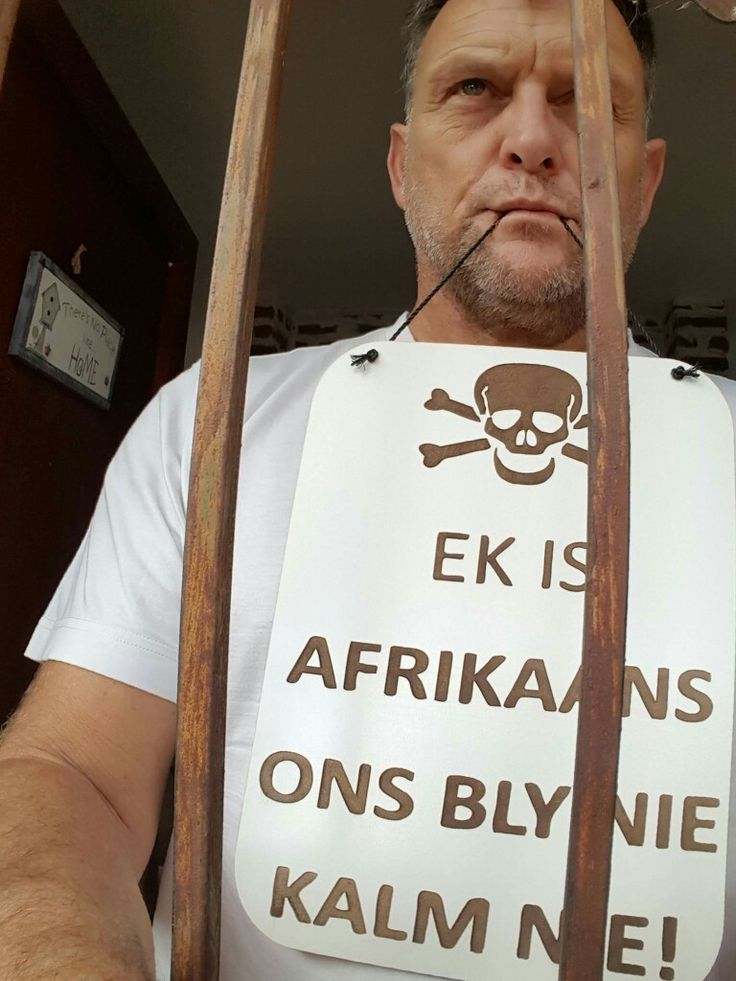 RIP all farmers in South Africa