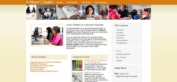 A review of 5 Minute English has just been published at Find English Lessons for Students - please share