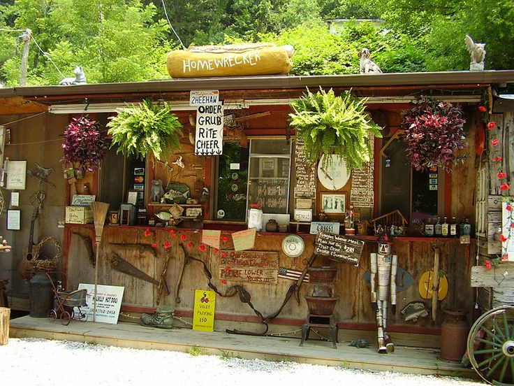 Hillbilly Hot Dogs: Lesage, WV