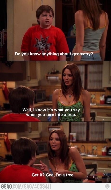 Two and a Half Men - she was my favorite of Alan's girlfriends lol