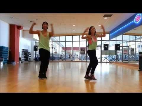 """Zumba - """"Be My Baby"""" // Choreo by Flurim & Anka - YouTube"""