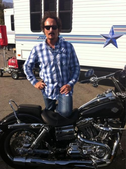 Seriously what would SAMCRO be without Tig!! Has to be my fav character after Jax!!