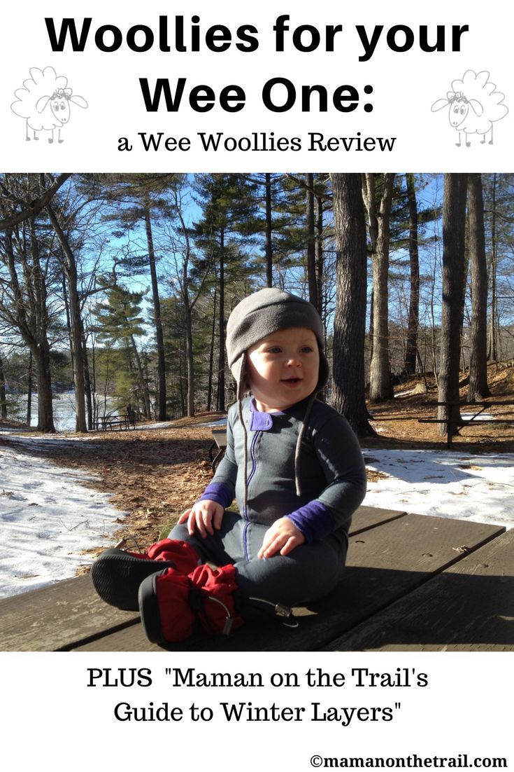 Wee Woollies Review - mamanonthetrail.com