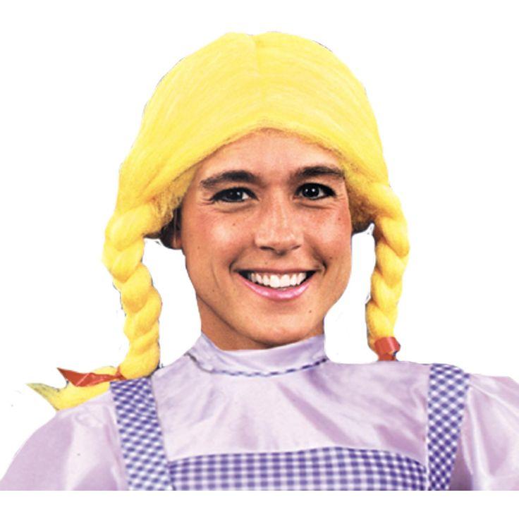 Wig Dutch Girl Blonde