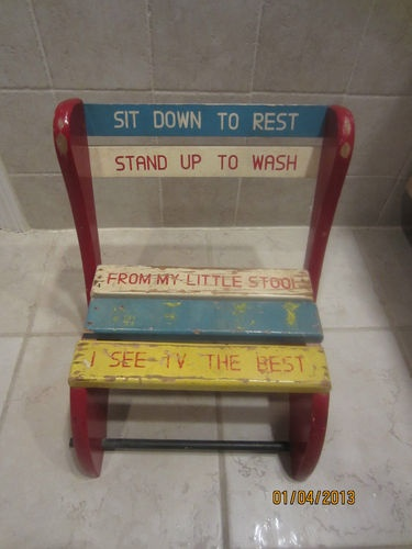 19 Best Images About Footstools On Pinterest Old Neck