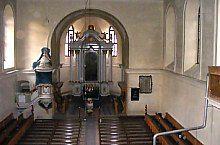 Laslea, Evangelical church