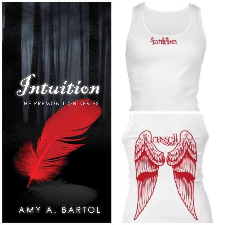 Intuition Russell tank top!!
