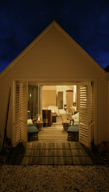 Boat Shed, Waiheke - individual rooms