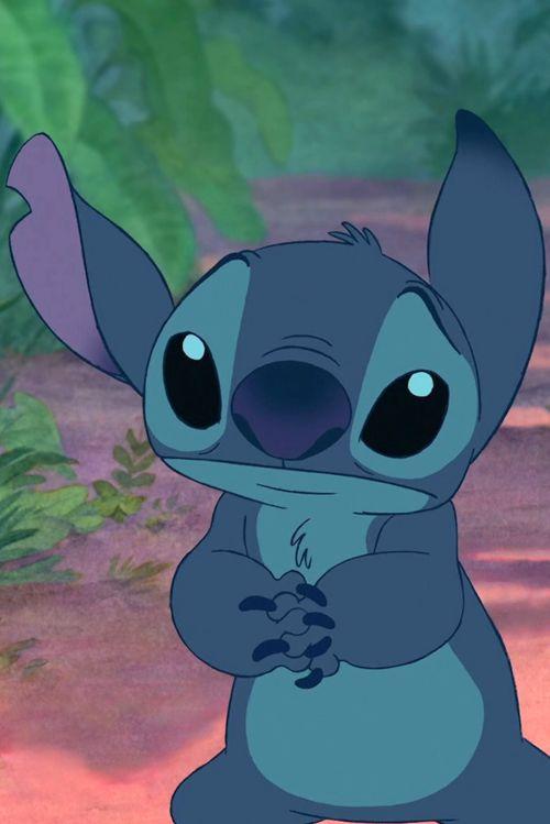 Stitch - Awww..