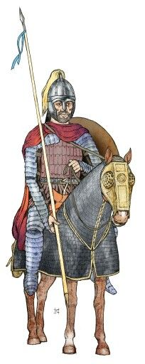 Late roman cataphract
