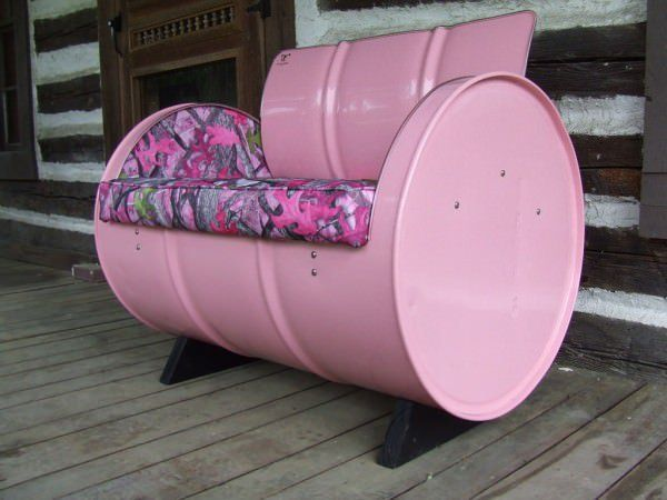 best 25 55 gallon steel drum ideas on pinterest steel drum barrel furniture and 10 barrel. Black Bedroom Furniture Sets. Home Design Ideas