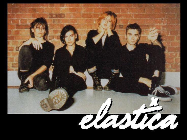elastica #elastica #90s #britpop