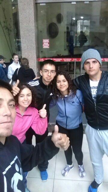 Maraton de santiago 2016
