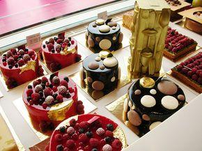 Fauchon Paris, a melhor pâtisserie francesa