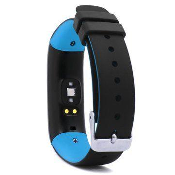 Sports P1 Smart Bluetooth Bracelet Wristband Heart Rate Blood Monitor Waterproof IP67 Watch Sale - Banggood.com