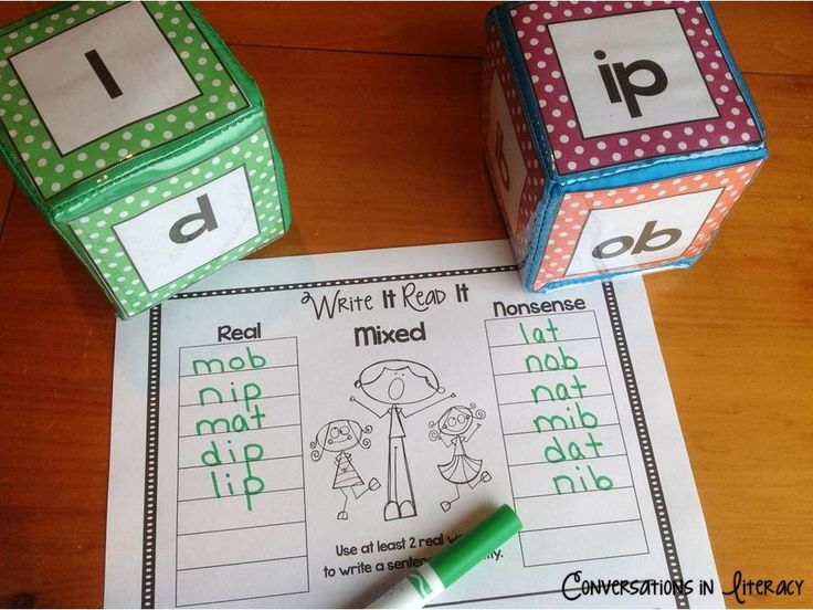 Fun Blending Activity! Roll the Dice$ Blending onset & rimes My students will love this! Could even use a pocket chart instead of dice.