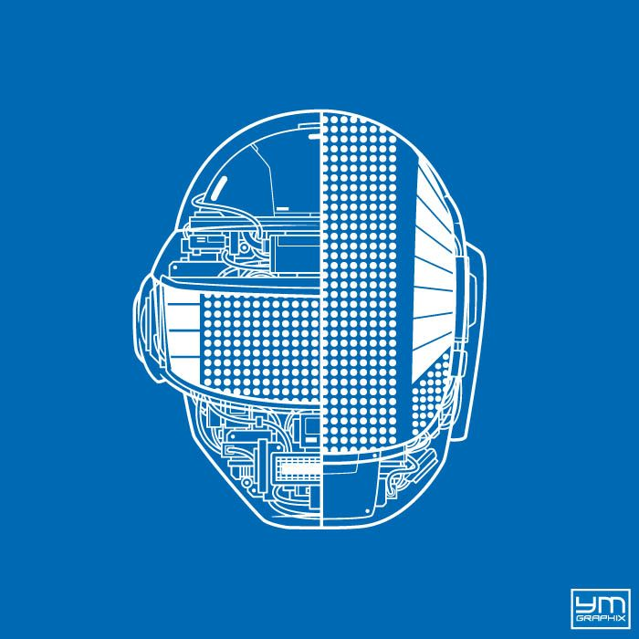 Daft Punk (Blueprint version)