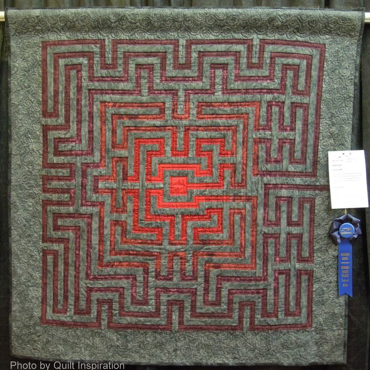 3d maze quilt pattern — Images and pictures search system — [IMG]