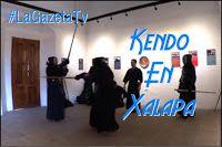 Y COMO ESTAMOS de vacaciones les dejo este otro videíto! y mañana sale otro! KENDO EN XALAPA demostración en Festival Japonés/ #LAGAZETATV