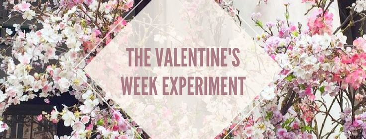 The Valentine's Week Experiment