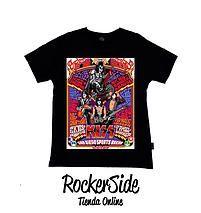 Camiseta Kiss talla 10. $15.000 Adquierela en www.rockerside.com Envíos a todo Colombia, aceptamos todos los medios de pago
