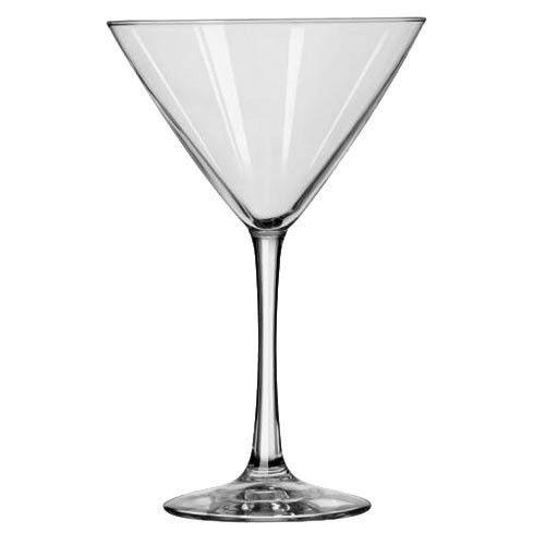 Midtown Martini - 12 Oz (7507) - Dimensions: H7-3/8 T4-7/8 B3-1/4 D4-7/8. - Qty/Case: 1 Dozen. - Style: Martini . - Safedge Rim Guarantee.