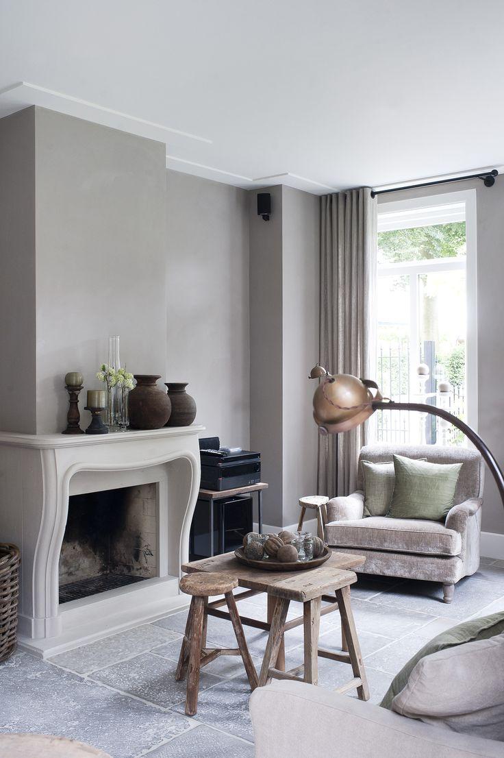 25 beste idee n over romantische slaapkamer kleuren op pinterest romantisch slaapkamer decor - Shabby chique kamer ...