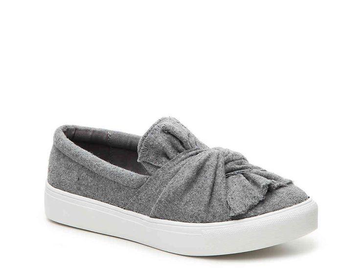 Zoe Bow Slip-On Sneaker
