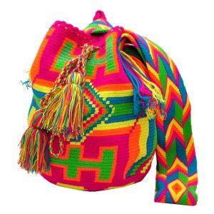 Wayuu Mochila bag Susu