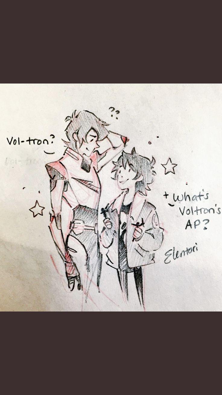 Ohhhhh Keith and Nico