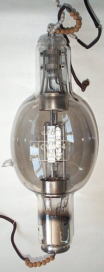 Vacuum tube CV1034