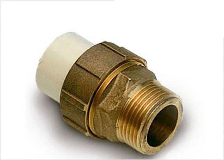 Фитинг для медной и пластиковой трубы