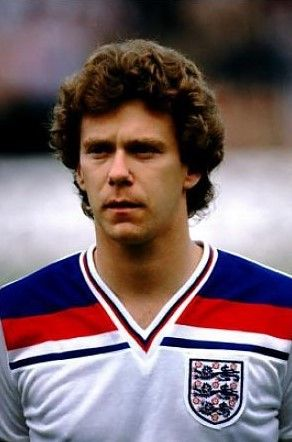 Tony Woodcock England 1980