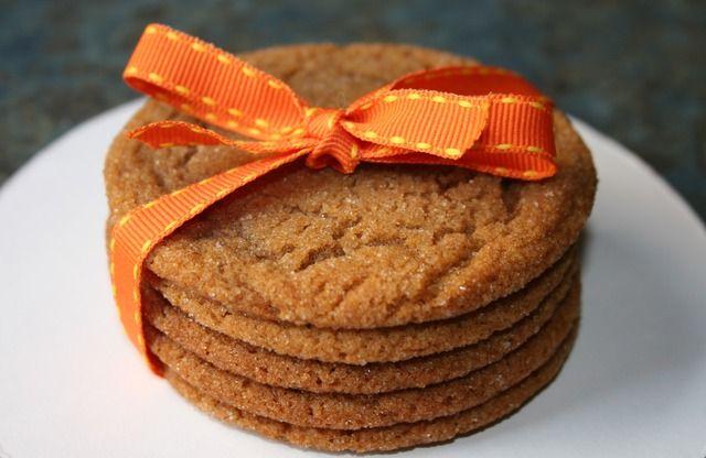 Chewy Molasses Sugar Cookies | Comforting Cookies | Pinterest